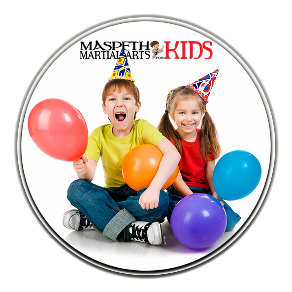 Maspeth Martial Arts - Birthday Parties