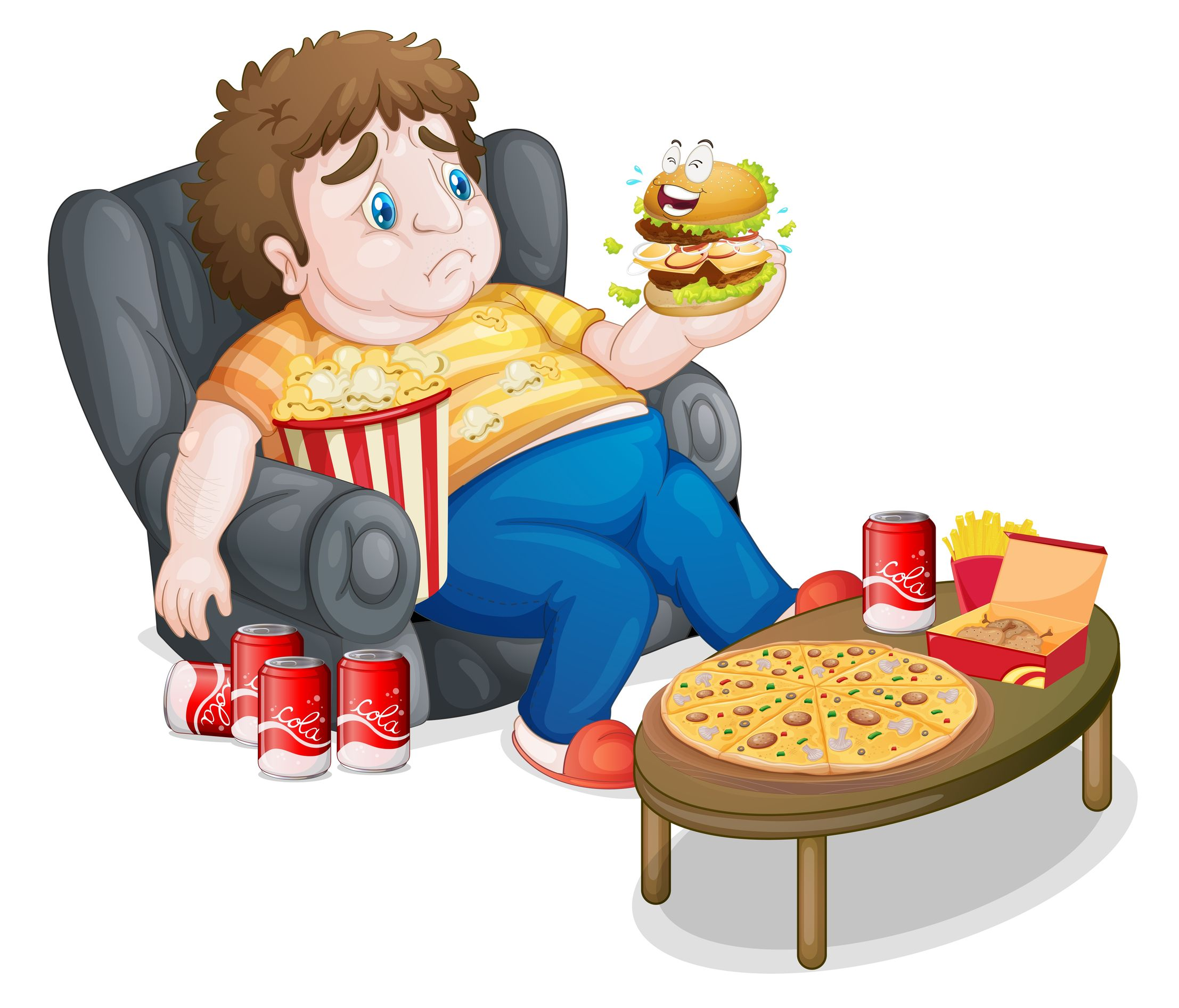 PARENT ALERT - Obesity in Children is a Problem